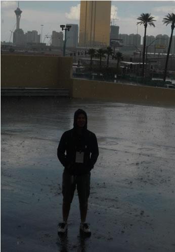 Vegas Rain